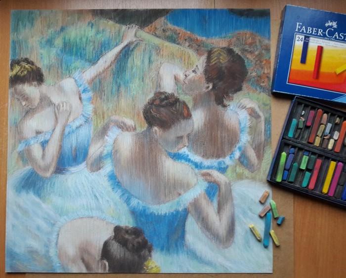 Копия Дега Голубые танцовщицы (700x563, 105Kb)