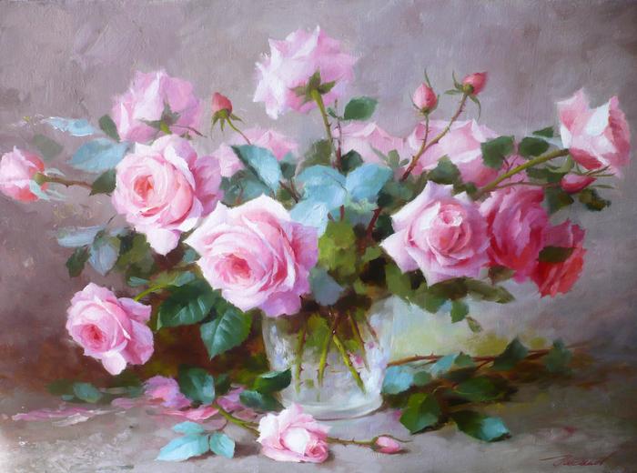 www.ArtsGallery.pro_Nikolaev_Yuriy_Buket_Roz_medium_235639 (700x520, 570Kb)