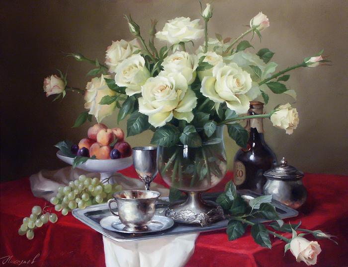 www.ArtsGallery.pro_Nikolaev_Yuriy_Cvety_S_Serebryanoy_Posudoy_medium_235622 (700x538, 733Kb)