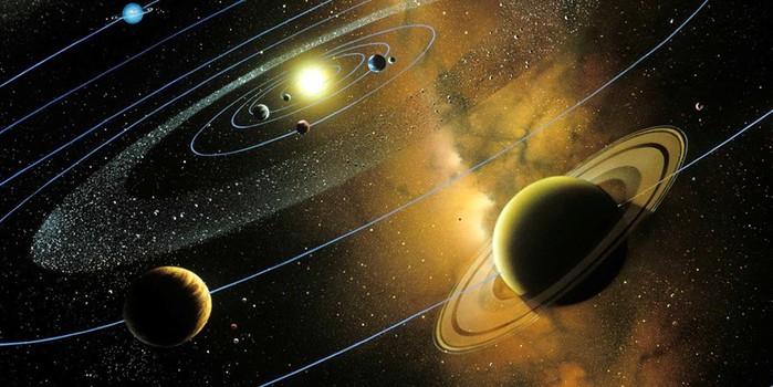 Почему Солнечная система имеет такую форму?