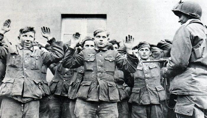 Операция «Буссард»: советские дети диверсанты на службе СС и абвера