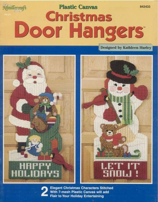 TNS 842433 Christmas Door Hangers (549x700, 53Kb)