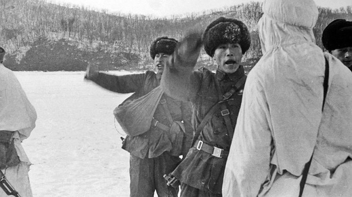 Где русские воевали против китайцев?
