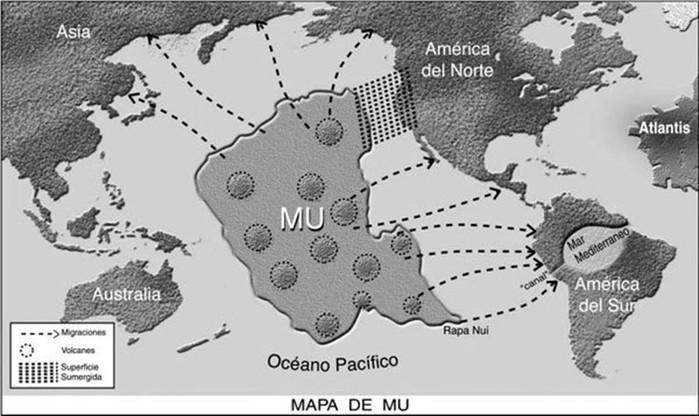 Сколько было материков на Земле в древности, когда появились первые люди