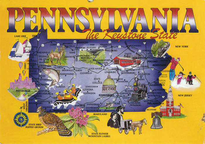 large_tourist_map_of_pennsylvania_state (700x491, 317Kb)