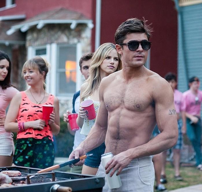 Лучшие мужские торсы в кино (фото)