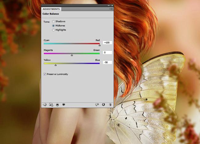 Создаём портрет феи в Фотошоп. Обсуждение на LiveInternet - Российский Сервис Онлайн-Дневников