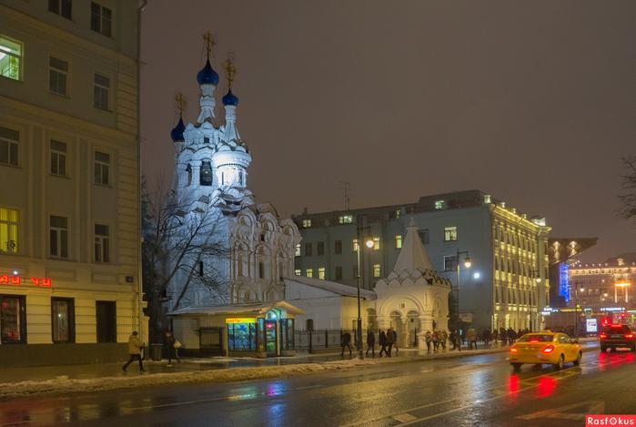 Малая Дмитриевка, церковь Рождества Богородицы (700x469, 284Kb)