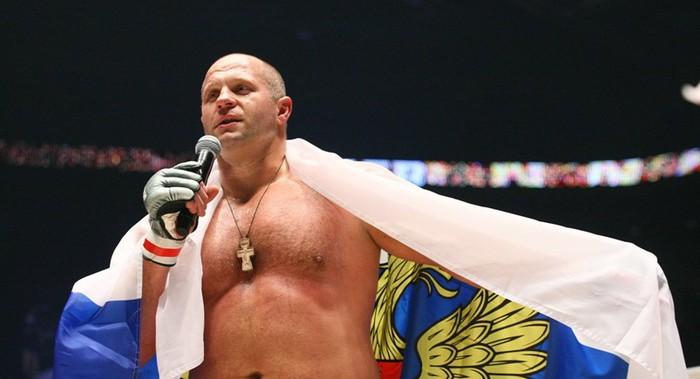 Как чемпион ММА Федор Емельяненко стал «Последним императором»
