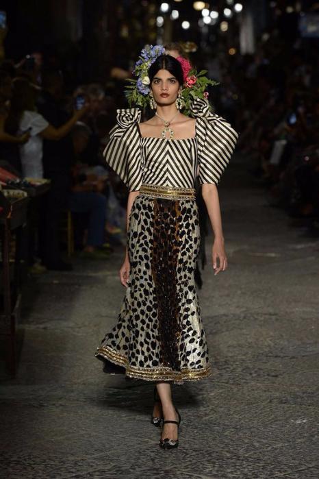 новая коллекция от кутюр Dolce & Gabbana 5 (466x700, 306Kb)