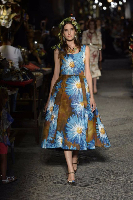 новая коллекция от кутюр Dolce & Gabbana 7 (466x700, 317Kb)