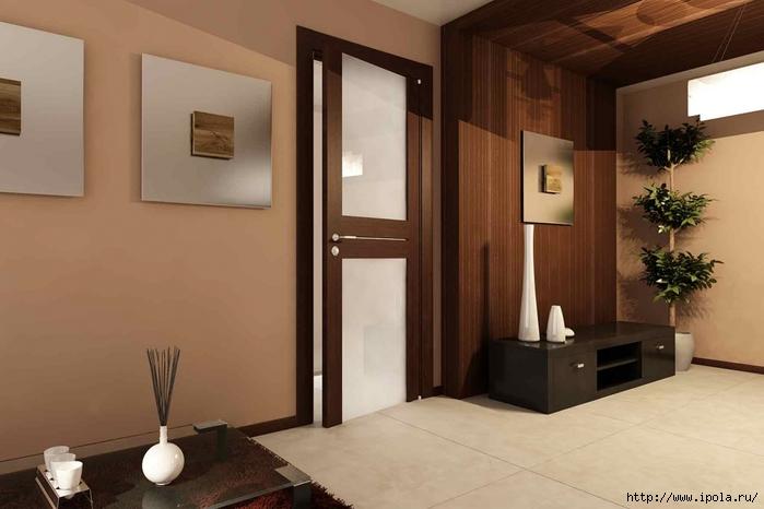 """alt=""""Двери в интерьере современной квартиры""""/2835299_Dveri_v_interere_sovremennoi_kvartiri (700x466, 177Kb)"""
