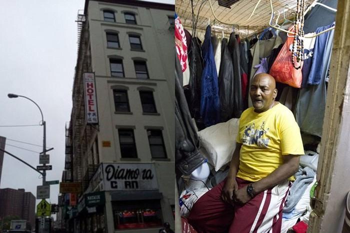 Солнечный свет с одной звездой: самый дешевый отель Нью-Йорка