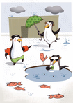 Превью penguins colour (494x700, 272Kb)