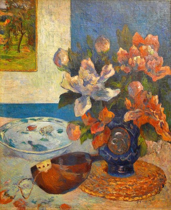 Paul Gauguin (571x700, 418Kb)