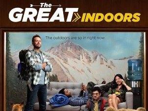 Сериал «В четырех стенах» (The Great Indoors) -  приятная семейная комедия!