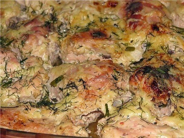 Курица в кефире (604x453, 79Kb)