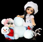Превью Kit_Winter friends(01)DE (600x582, 352Kb)