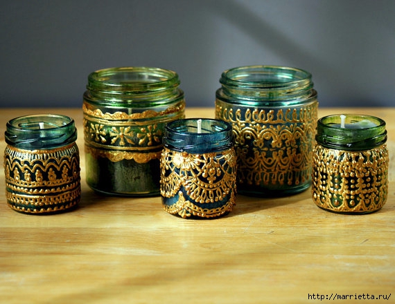 Роспись в марокканском стиле  (4) (570x440, 182Kb)
