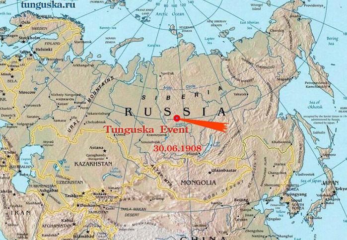 Что на самом деле было «Тунгусским метеоритом»: факты, свидетельства и научные теории