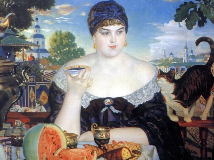 Kustodiev-Merchants-Wife-1 (700x525, 86Kb)