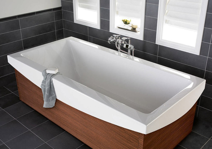 Если ванна, то акриловая!
