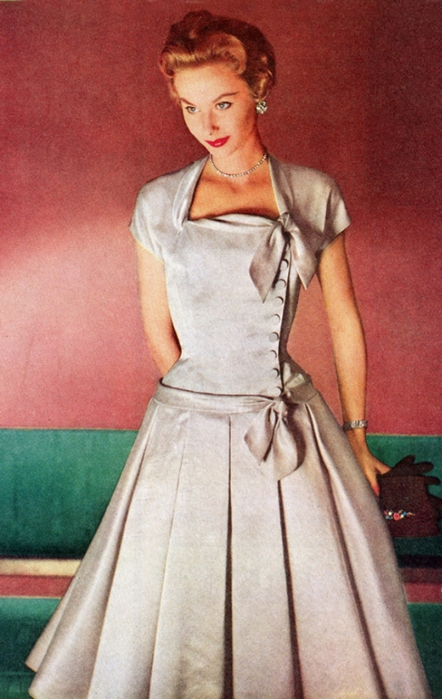 Galleryru / фото #60 - мода 50-60 годов
