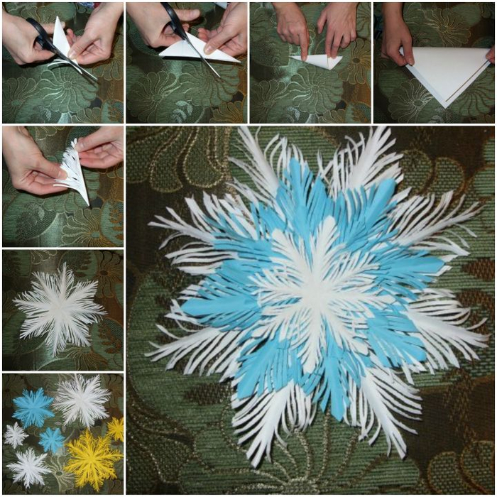 How-to-DIY-Paper-Feather-Snowflake (700x700, 558Kb)