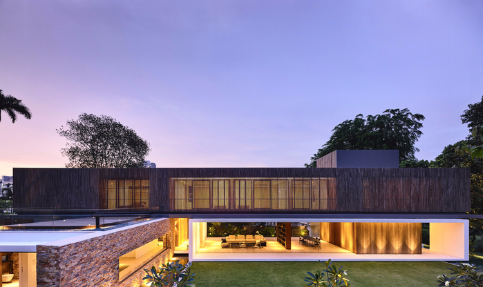 красивый современный дом фото 1 (700x416, 307Kb)