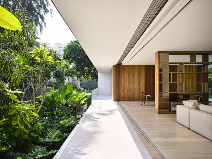 красивый современный дом фото 5 (700x525, 477Kb)