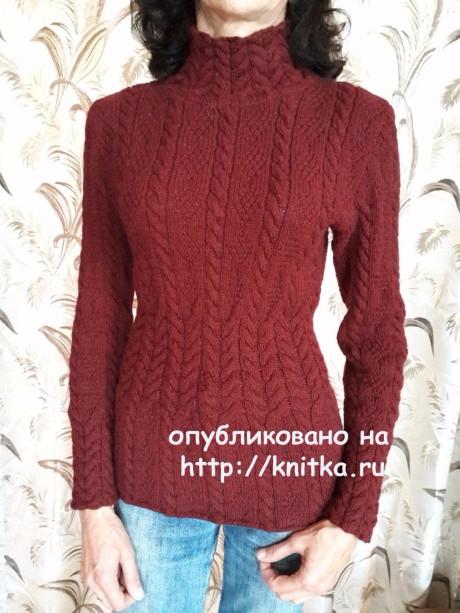knitka-ru-zhenskiy-sviter-spicami-rabota-mariny-efimenko-48824-460x613 (460x613, 275Kb)