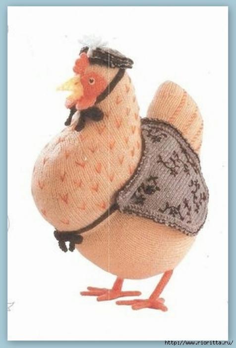 курица хенни (476x700, 138Kb)