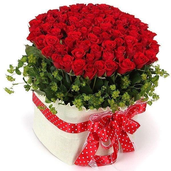 Огромные букеты цветов с днем рождения