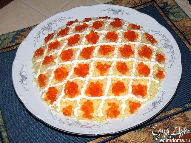 Рецепт салата морской с фото