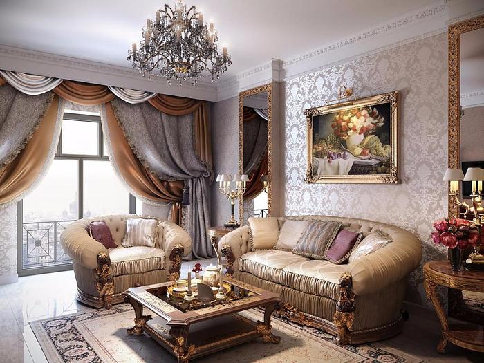 гостиная бурбон румыния