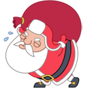 Santa Stickers/2493280_santaheavybagicon (128x128, 17Kb)