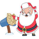 Santa Stickers/2493280_santamailmailboxicon (128x128, 19Kb)