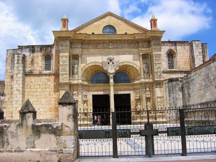 4. Кафедральный собор Санто-Доминго. (700x525, 474Kb)