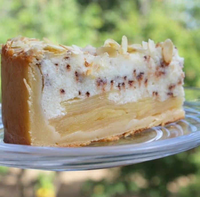 """alt=""""Яблочно-творожный пирог с шоколадом. """"/2835299_8 (700x692, 71Kb)"""