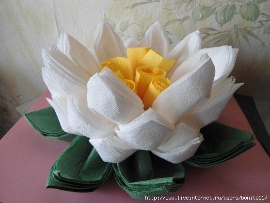 lotus-aus-servietten-falten-dekoking-com (557x418, 109Kb)