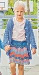 Кардиган и юбка для девочки. Обсуждение на LiveInternet - Российский Сервис Онлайн-Дневников