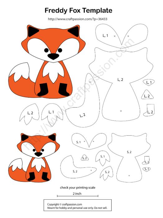 fox-template (525x700, 131Kb)