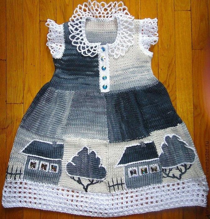 платье с домиком (670x699, 184Kb)