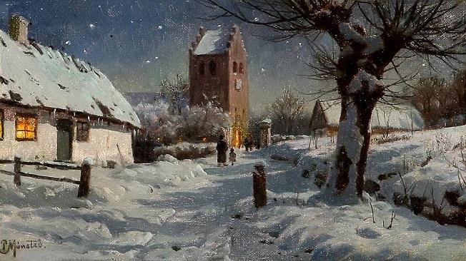 Noite de inverno (652x366, 320Kb)