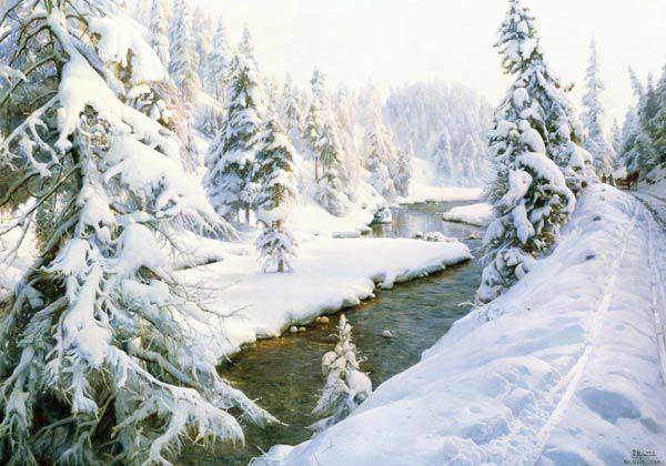 + Paisagem de inverno em St Moritz (600x420, 243Kb)