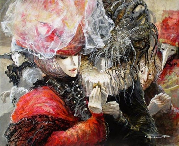 Марсель Нино Пажо картины 11 (700x572, 396Kb)