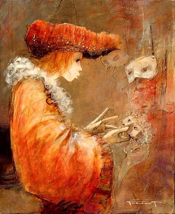 Марсель Нино Пажо картины 16 (572x700, 470Kb)