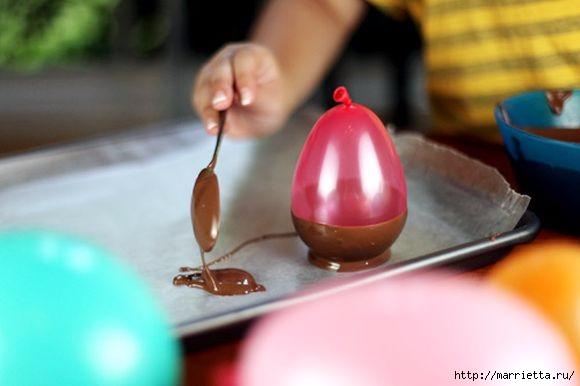 Вазочки из шоколада для сладких десертов (4) (580x386, 87Kb)