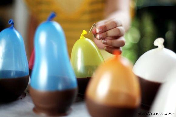 Вазочки из шоколада для сладких десертов (6) (580x386, 85Kb)