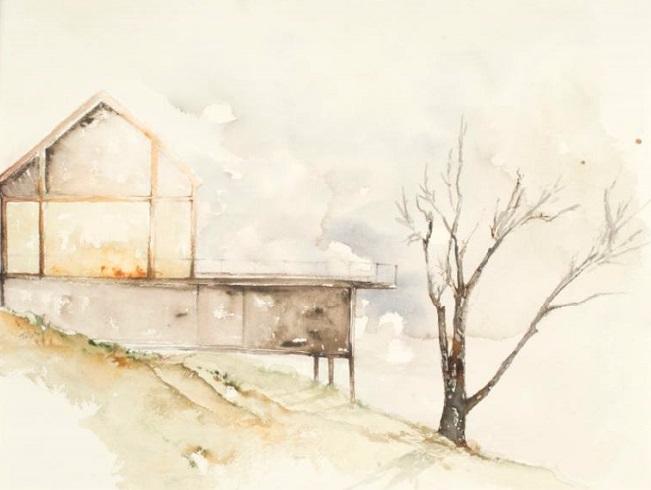 "Glass House"" (651x490, 186Kb)"